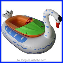 baby inflatable pool bumper boat/water bumper boat