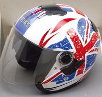 motorcycle accessories half face helmet ece r22.05