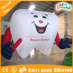 giant inflatable tooth,inflatable tooth advertising model