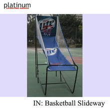 Basketball Slideway Training