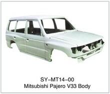 Auto metal Car body parts BODY for Mitsubishi PAJERO(liebao)V33