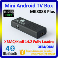 Bluetooth TV BOX Dongle mini PC MK808B Dual Core RK3066 Android 4.2 Wi-Fi 1080P dongle android tv