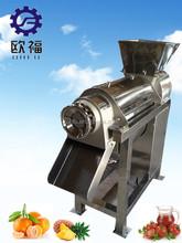 automatic screw type juice pressing machine for apple,pear,carrot,tomato,kiwi,onion,cherry,celery