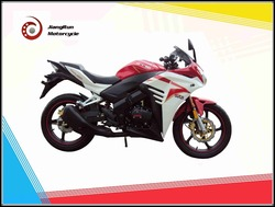 Two wheels and Single-cylinder air-cooled 250cc CBR racing motorcycle / racing bike on sale