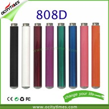 OEM for 808d-1 battery & 808D cartomzier/battery mini e cigarette & 808d battery e-cig 808d/310 battery