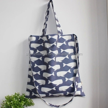 high quality stock fine canvas shopping bags
