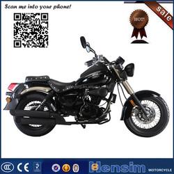 Classical powerful and energy Motocicletas 250cc chopper