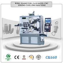 CK660 mattress spring making machine from one of the largest machine manufacturer in China