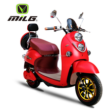 48V 800W Green Power Electric Motorcycle with CE Certification for Sale