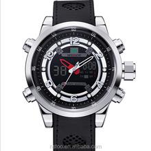 WEIDE WH3315 watches Men Military Quartz wristwatch Dive Analog Digital Japan Movement men Sports