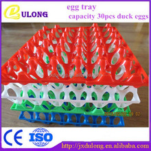 Newest designed Packing tray PE materials plastic egg tray for egg