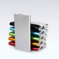 Portable battery for mobiles,Slim 3000mah clip power bank,Portable battery with fast charging function