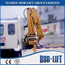 1ton articulated boom truck mounted crane SQ1ZA2
