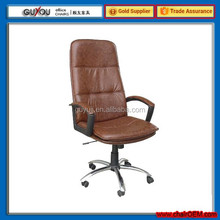 Y-2735 Middle Back Brown Office Chair Executive Chair Swivel Chair
