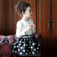 SFK1510008 Korean Design Fashion Clothes Baby Girls Winter Clothes Pictures Of Princess Clothes