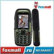 2.0 Inch A88 Mobile Phones Dual Sim Rugged Phones MTK6252 Waterproof Cell phones 1.3MP Rock V2 AAA007