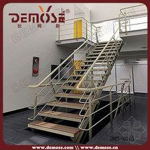 pasos de madera para escaleras de interior suministrado
