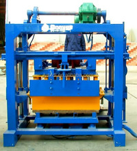 QT40-2 Hydraulic cement solid brick making machine for building products