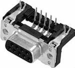 Connector 09670255607 D-Subminiature Standard Connectors 25P DSUB MALE MIN D W/ WRAP POST