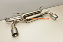 Exhaust system exhaust muffler for Toyota 86