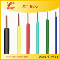 Single Core Solid/Strand Copper PVC Insulation Cheap Electrical Wire