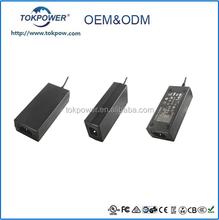 EU,US,AU CCTV Security DC 12V 5A Power Supply Adapter 1 TO 4 Splitter Cable for CCTV Camera DVR