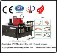 Trade Assuarance Cu Bar Punch Bending and Cutting Shearing Machines