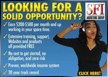 Free Global Home based Business Opportunity with SFI