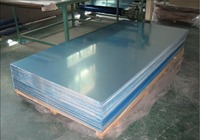 hot sale high quality aluminium sheet for trailers