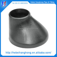 Quality OEM 4 inch carbon steel pipe fitting sch40