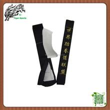 cheap Martial arts taekwondo equipment taekwondo belt colors for sale