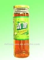 250ml High Quality Beverage Bottle fruit vinegarbottle drinking bottle