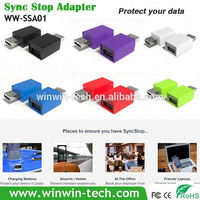 desktop home usb charger high quality 5 ports hub usb 2.0 Syncstop fast charging adaptor
