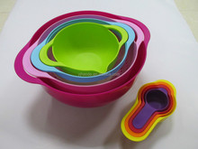 2015 new measuring cups and spoons set