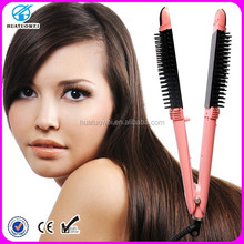3 in 1 Ceramic Hair Straightener and Curling Iron