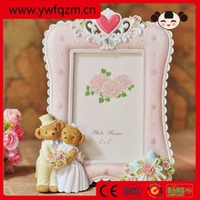Wooden latest frame toy photo frame love
