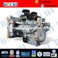 4 pequeños cilindros del motor diesel marino