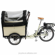 electric moped for cargo