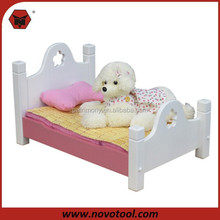 Wholesale High Quality Princess Wooden Dog Bed