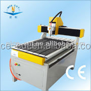 NC-M6090 metal engraving cnc routers with CE