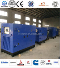 Hot sale!!! reliable 24V Electric Start generator weather protection
