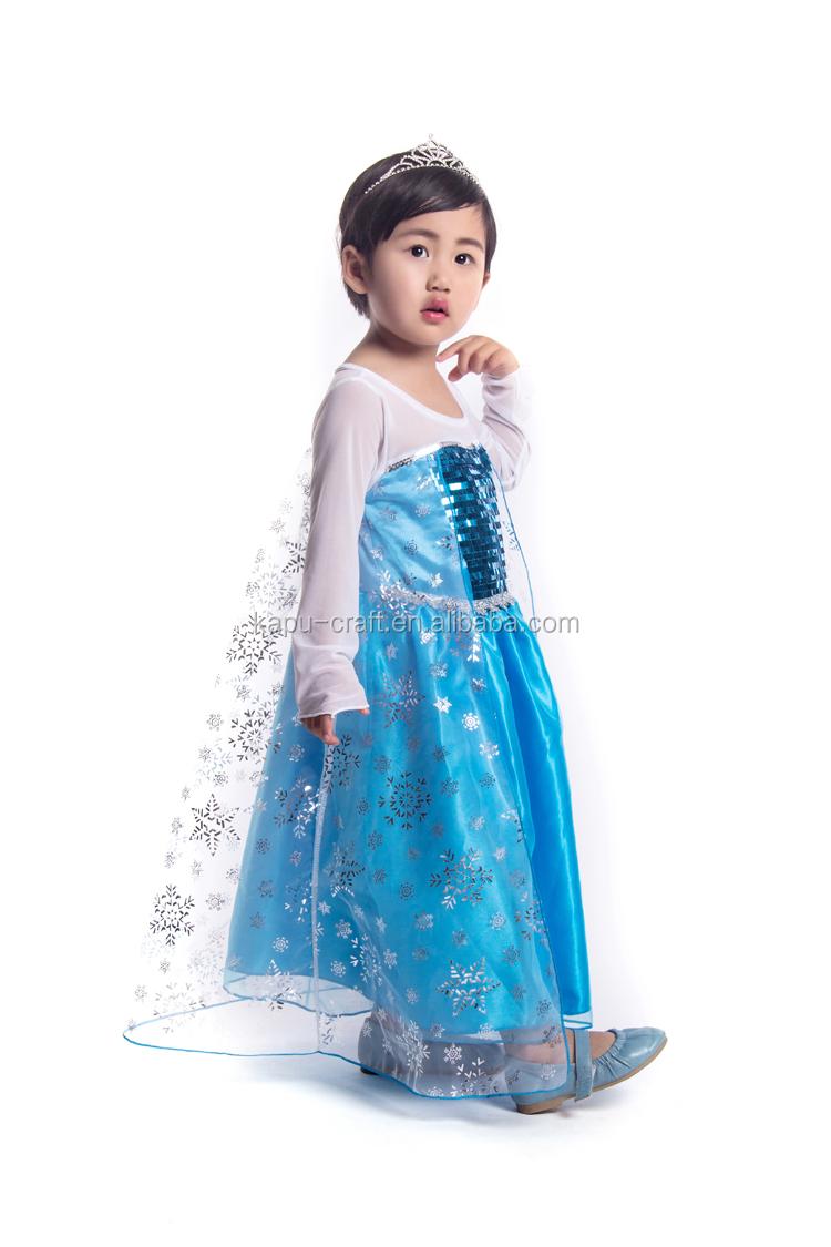 Anna dress up frozen elsa dress wholesale buy elsa and anna dress up