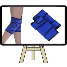 CE approvide tourmaline neoprene support elastic knee sleeve
