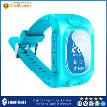 [Smart-Times] 2015 New Hot Sale GPS Tracker Bluetooth Kids Smart Watch With SOS Button