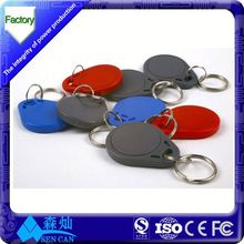 Alibaba gold supplier manufacturer price of key tag ,rfid key fob and key chain