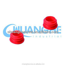 Customized rubber pipe plug pipe fitting