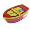 gift boat shaped can toy