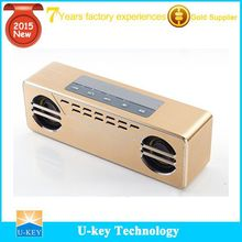2015 Hot Selling High Quality Portable Driver Bluetooth Speaker My Vision