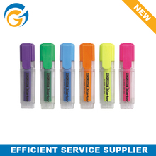 Mini Highlighter Marker Pen With Box Packing