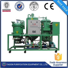 Black Oil Recycling Equipment Used Lubrication Oil Recycling Equipment 100% restoring used oil to its' original